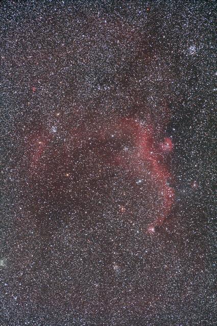IC2177 わし星雲