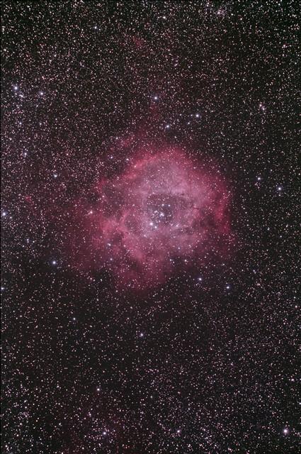 NGC2237-9 バラ星雲